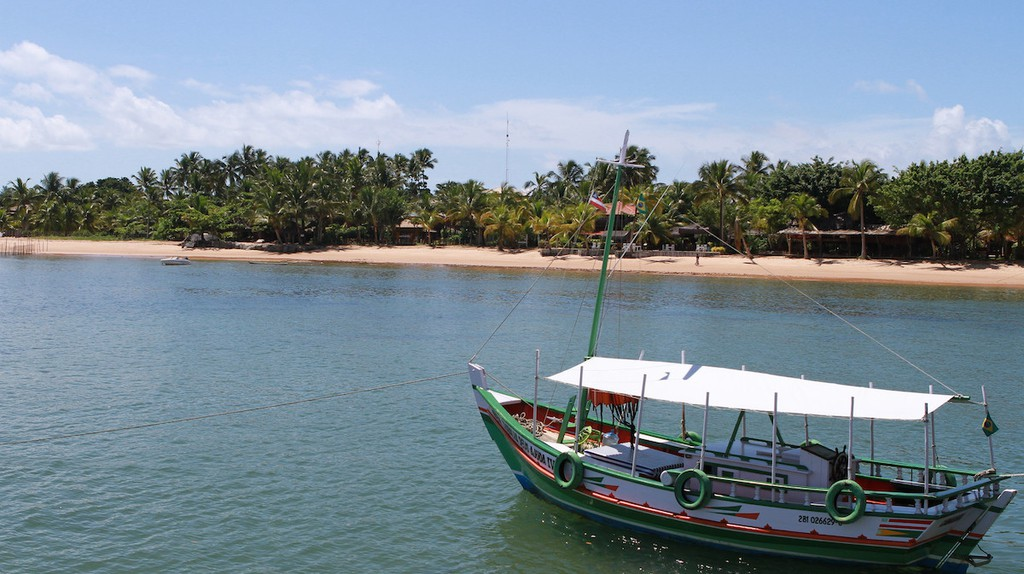 Set sail on a day trip I © Turismo Bahia/Flickr