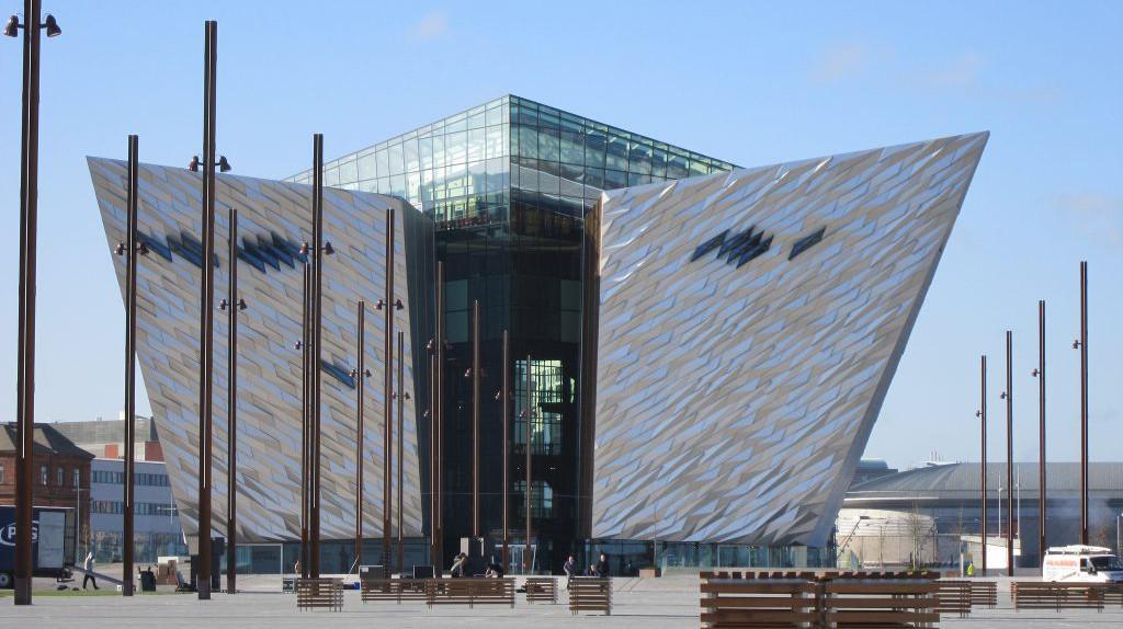 Titanic Belfast   © Leslie Shaw/Flickr