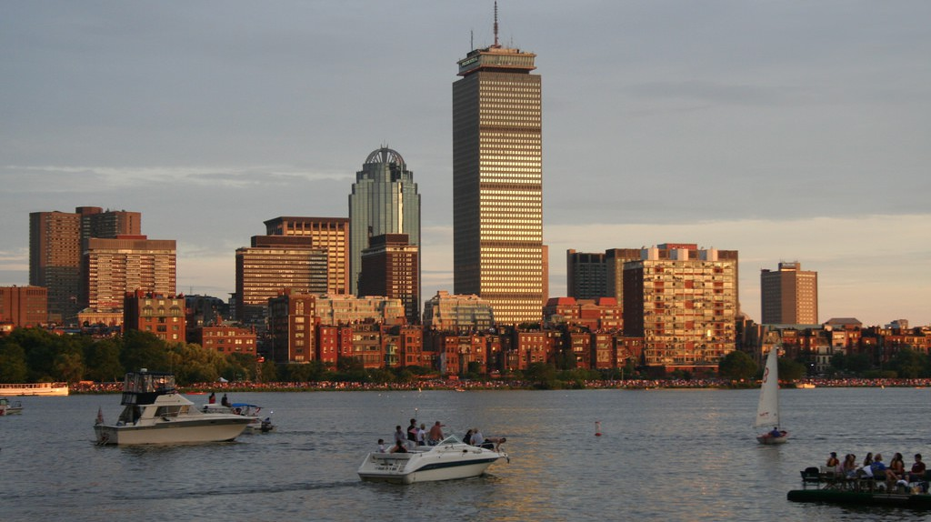 Boston Skyline | © ADupnik/Flickr