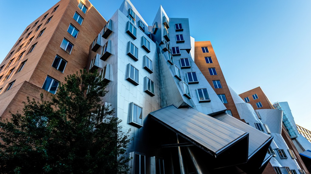 MIT Stata Center | © Robbie Shade/Flickr