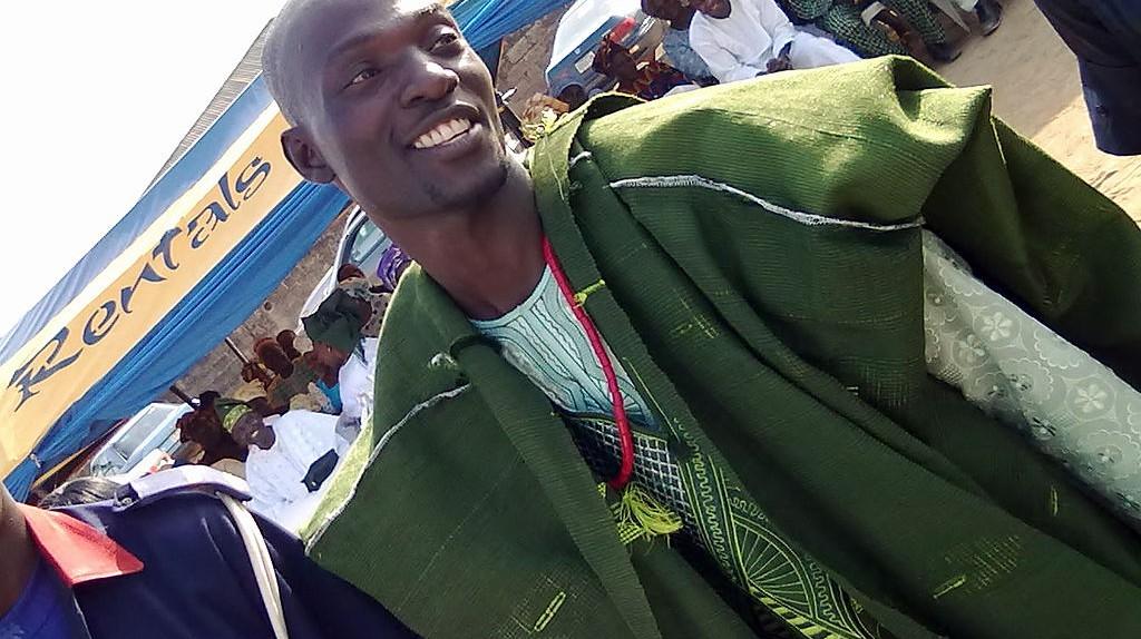 A Yoruba groom. / Jamie Tubers / Wikimedia