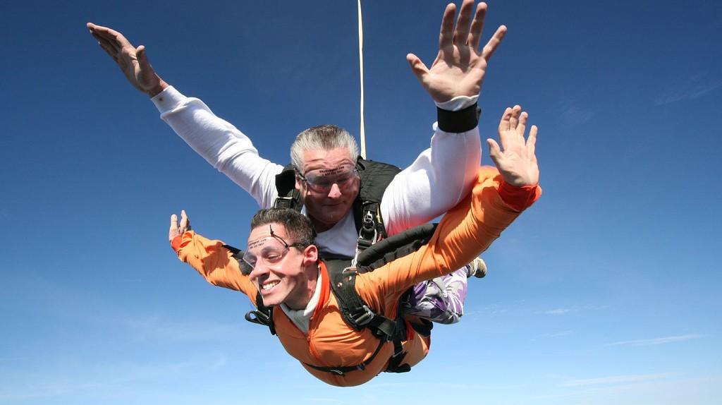 Tandem Skydiving | © Yaniv Yaakubovich / Flickr