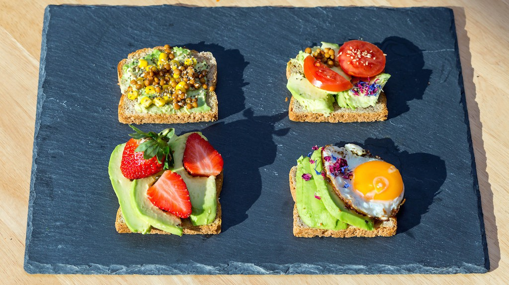 Avocado toasts | © Marco Verch/Flickr