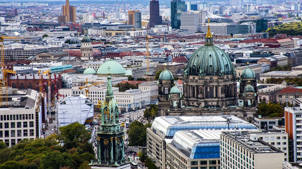 Berlin skyline   Pixabay
