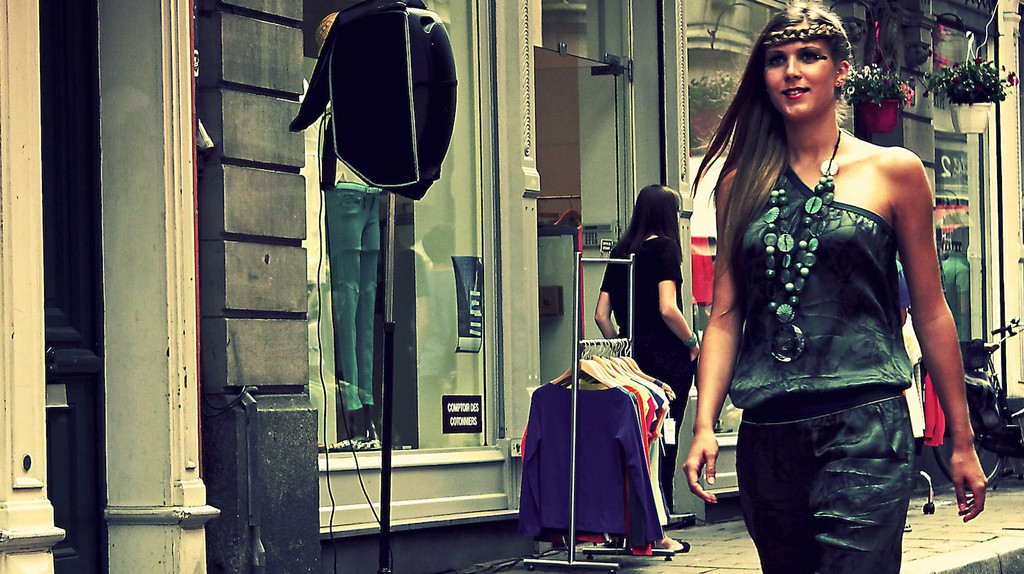 Catwalk in Strasbourg   © Isengardt / Flickr