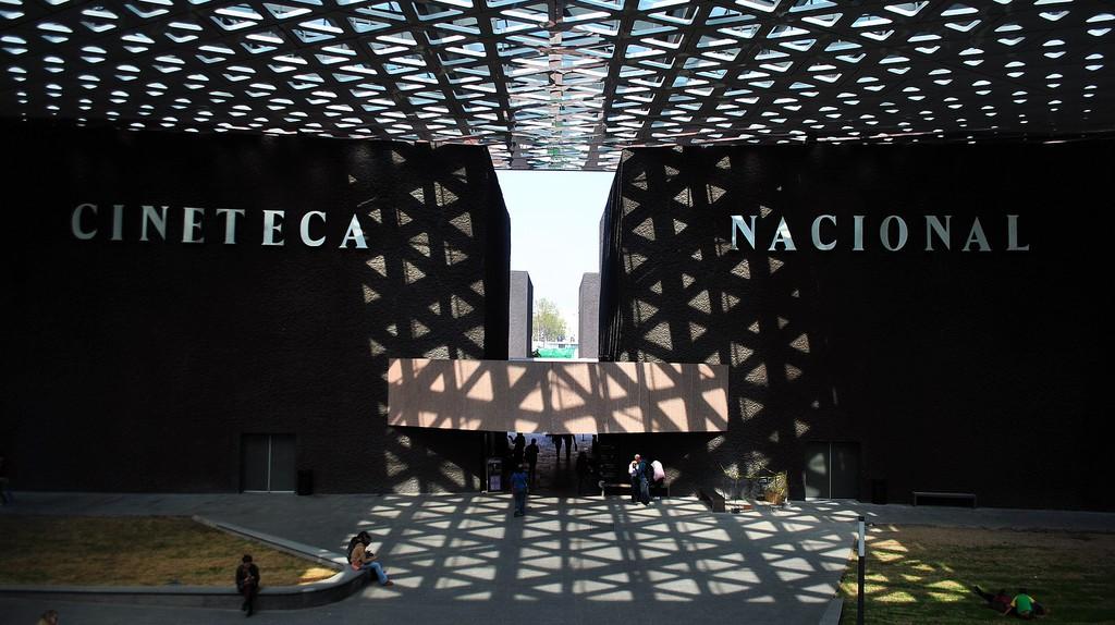 Cineteca Nacional | © ProtoplasmaKid / WikiCommons