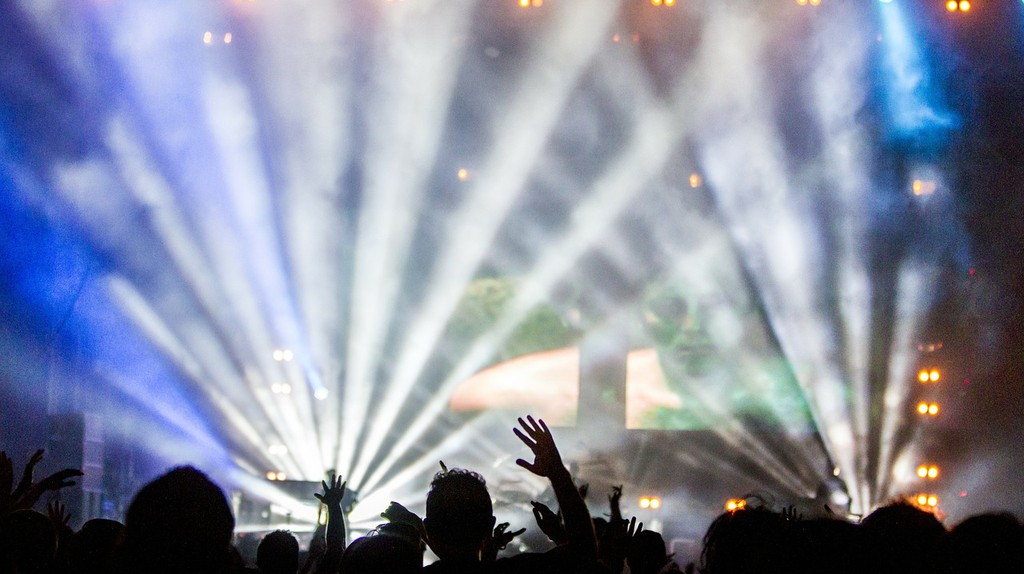 Rave © Pixabay