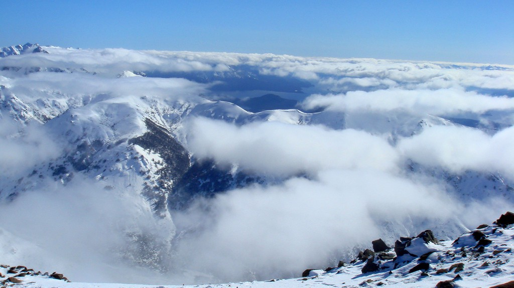 Don't be deterred by the snow, there's plenty to do in Bariloche other than ski | © doriana del sarto / Flickr