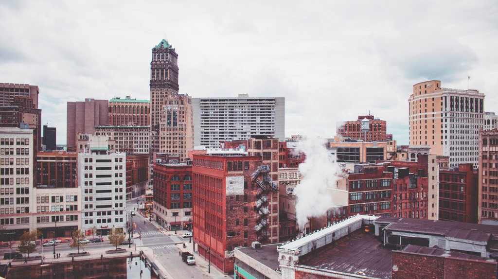 Detroit | © Doug Zuba/Unsplash