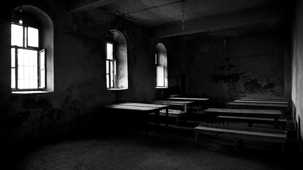 Sinop Prison | © Canon EOS 5d/Max Pixel