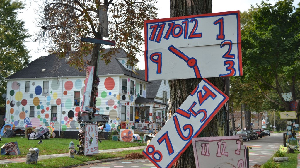 The Heidelberg Project   Courtesy of the Heidelberg Project