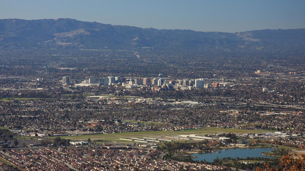 San Jose, California   © the_tahoe_guy / Flickr