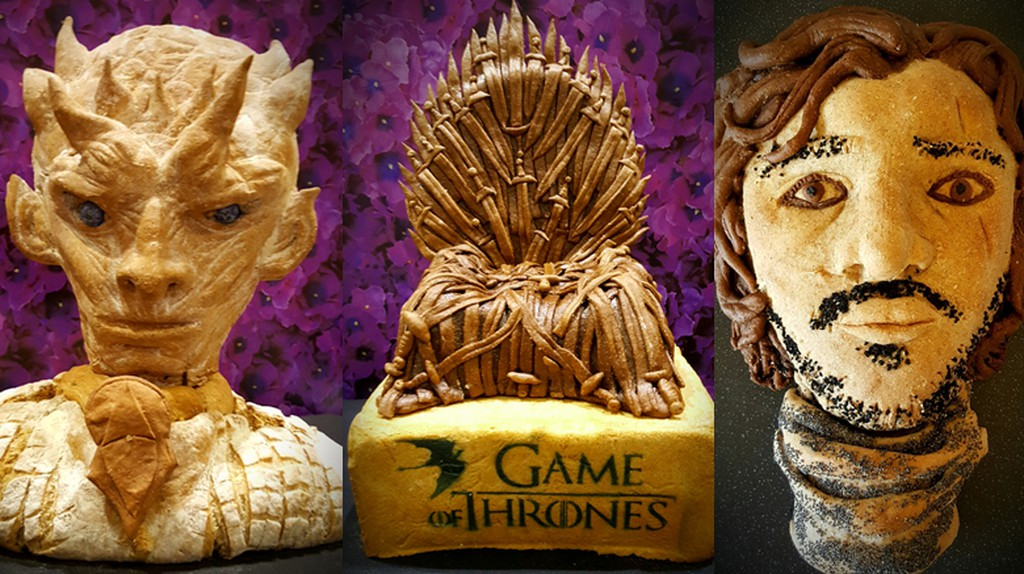 Game of Thrones Bakes | © Paul Jagger