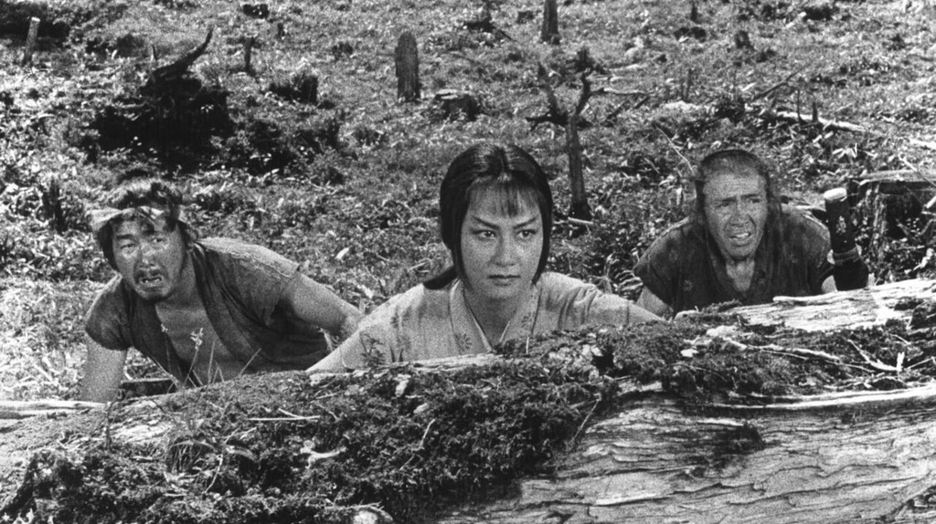 Kurosawa's The Hidden Fortress    Courtesy of the Criterion Collection