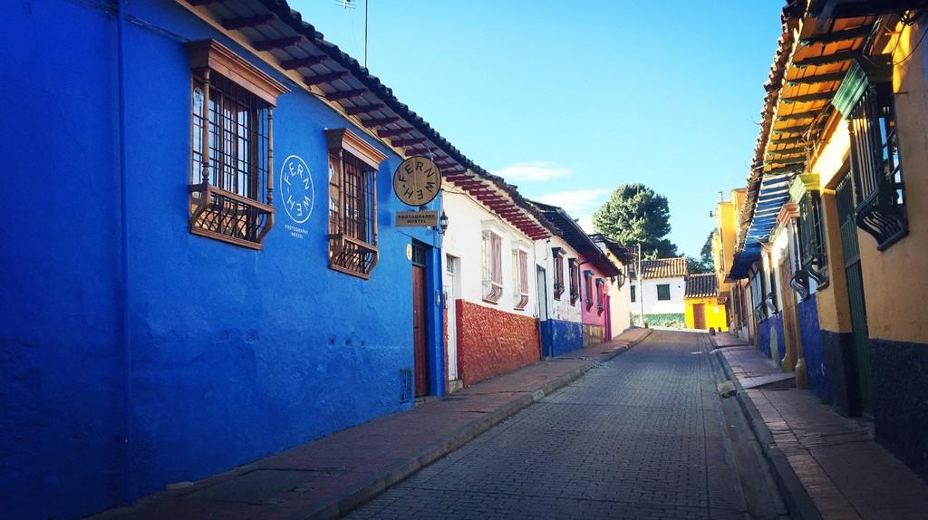 Fernweh Hostel, Bogota   © Andrés Vanegas Canosa/Courtesy of Fernweh Photography Hostel