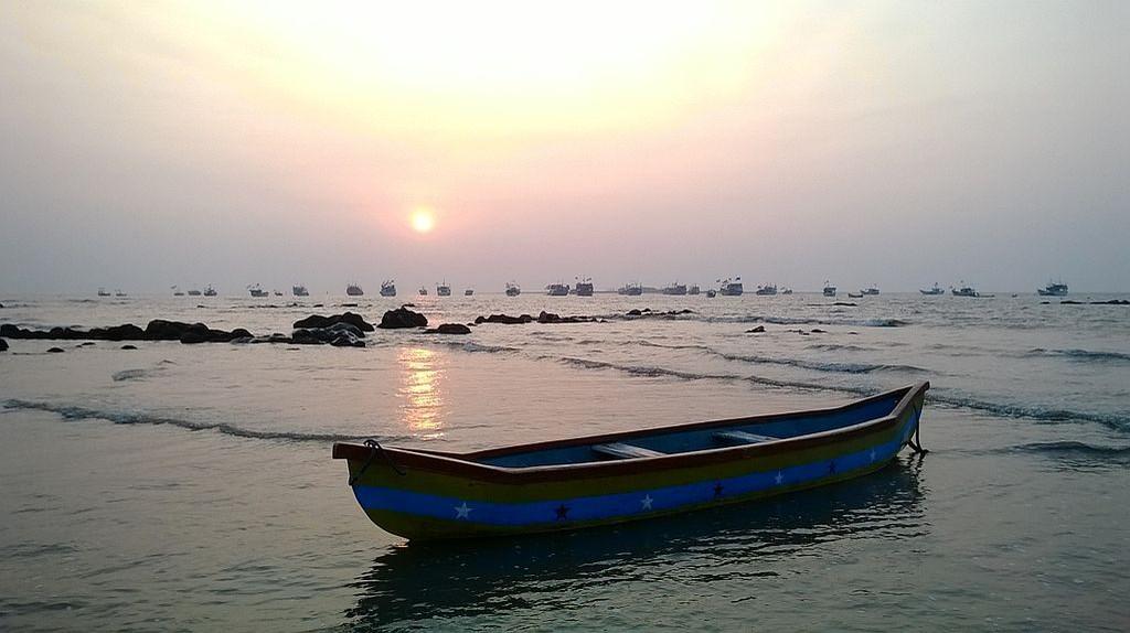 Gorai Beach | © Kishore.easwaran / WikiCommons