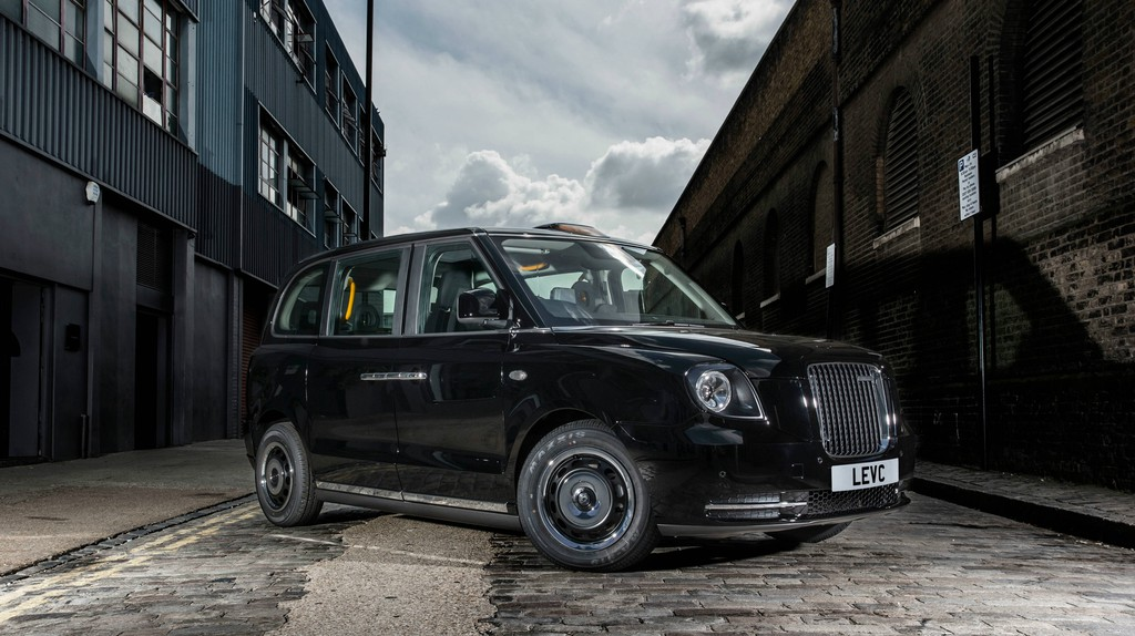 The new electric black cab | Courtesy LEVC