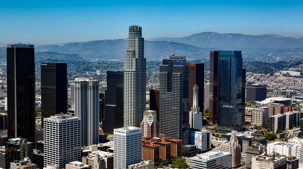 Los Angeles   ©tpsdave / Pixabay