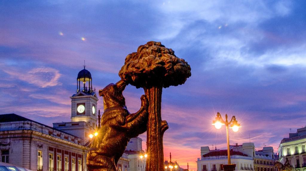 Madrid's Puerta del Sol ©MaryG/Flickr