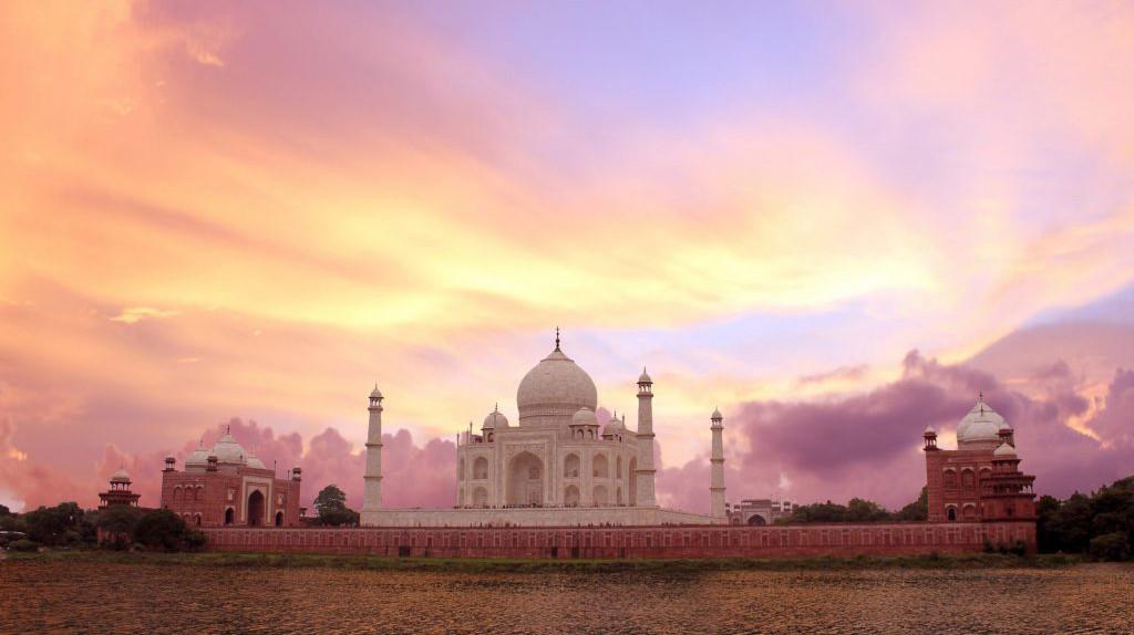 Taj Mahal | © Kewal Somani / WikimediaCommons