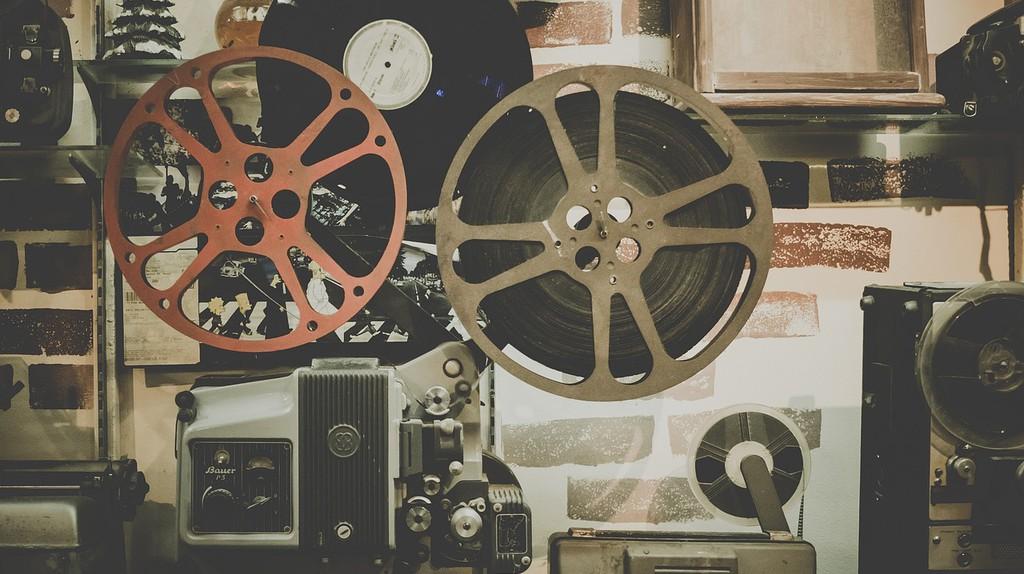 The mechanics of making a movie   © Free-Photos/ Pixabay