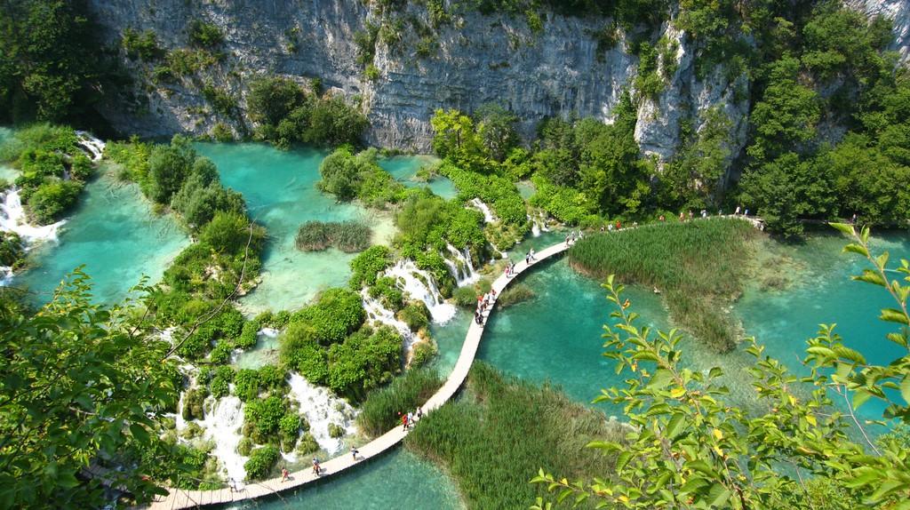Plitvice Lakes National Park   © 29cm/flickr.com