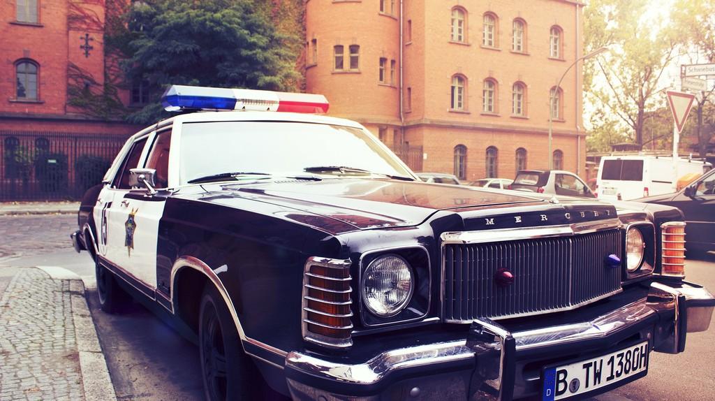 Police car   ©90970/ Pixabay