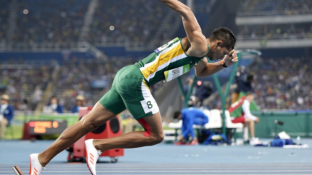 What to Know About Wayde van Niekerk, the South African ...