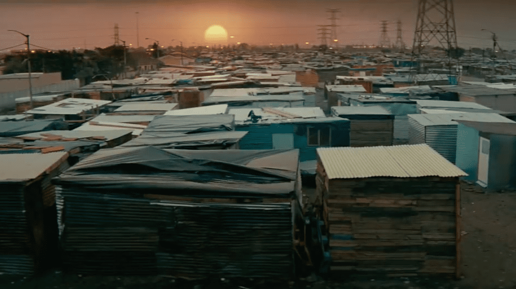 Cliched South African scenes like this were common in the movie Invictus   © Warner Bros.