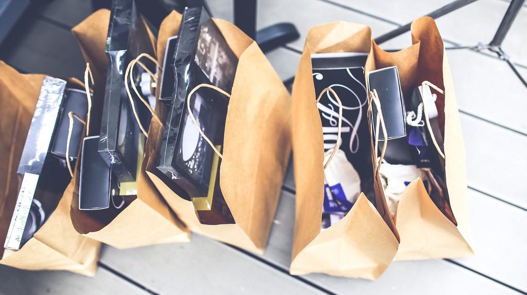 Shopping |©kaboompics/pixabay