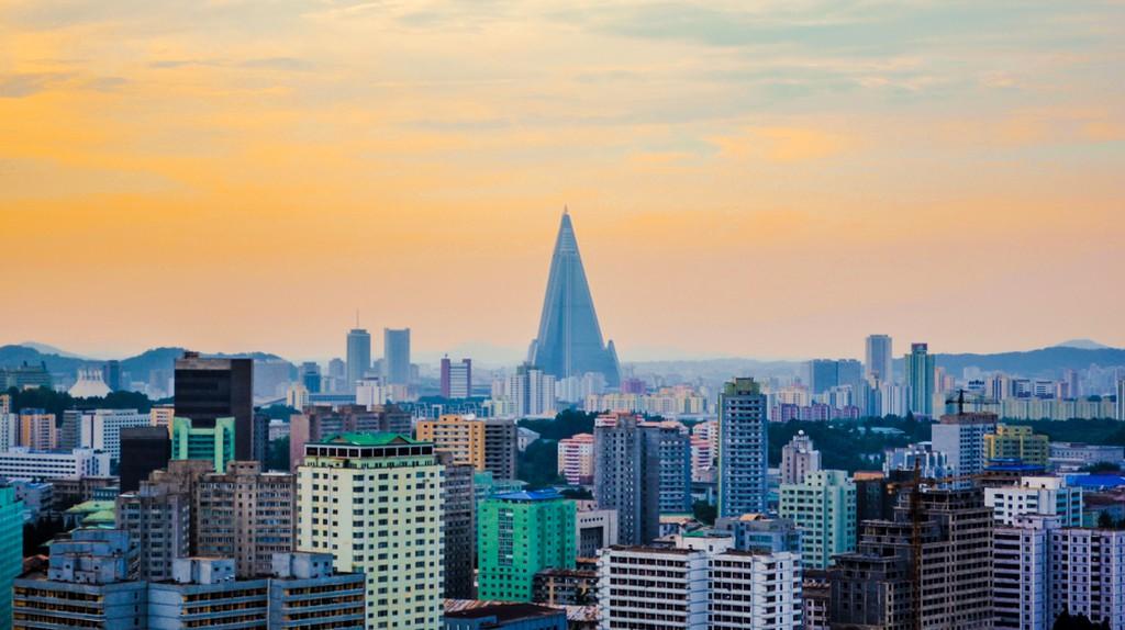 North Korea Skyline | © Chintung Lee / Shutterstock