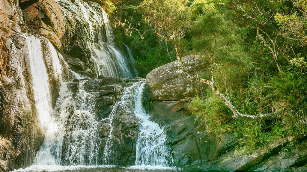 Baker's Falls, Sri Lanka   © krivinis/Shutterstock