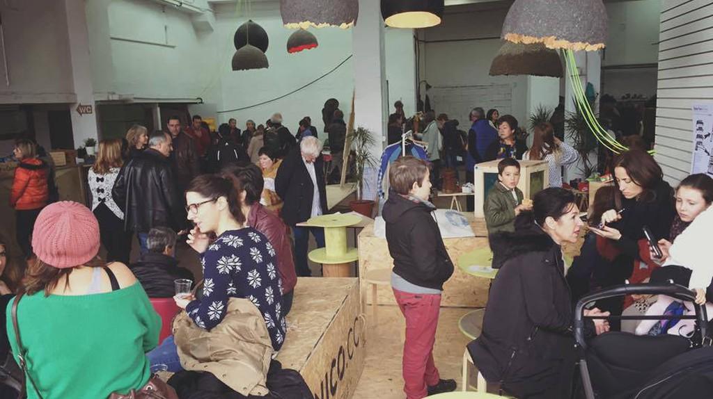 Open Your Ganbara Market, Bilbao | ©Espacio Open