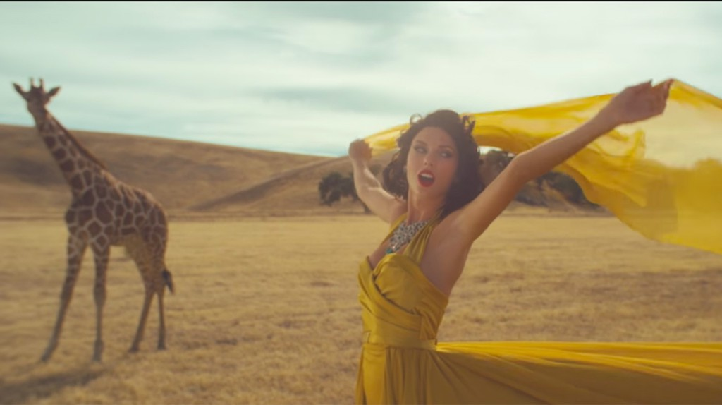 Taylor Swift's 'Wildest Dreams' music video | © Sony/ATV Tree Publishing