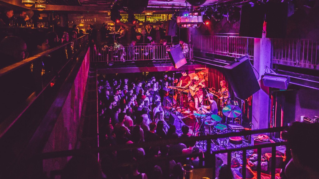 Jazz Cafe Stage | Courtesy of Jazz Cafe