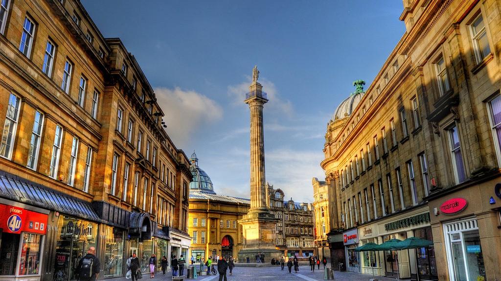 The Monument, Grainger Street   © firmatography/Flickr