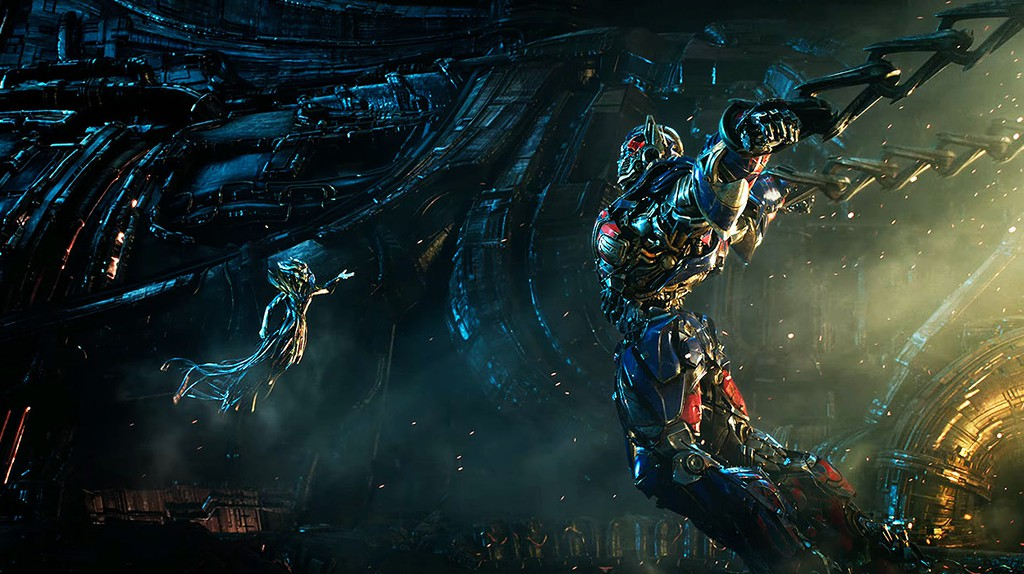 Transformers: The Last Knight | © Paramount Pictures