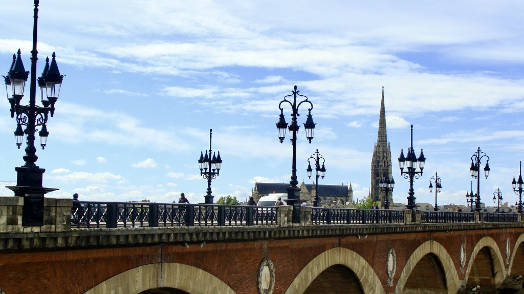 View from the Pont de Pierre