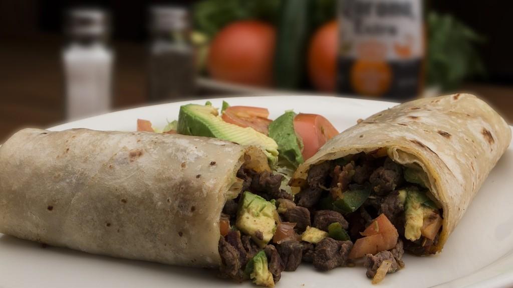 Mexican burrito | © adoproducciones/Pixabay