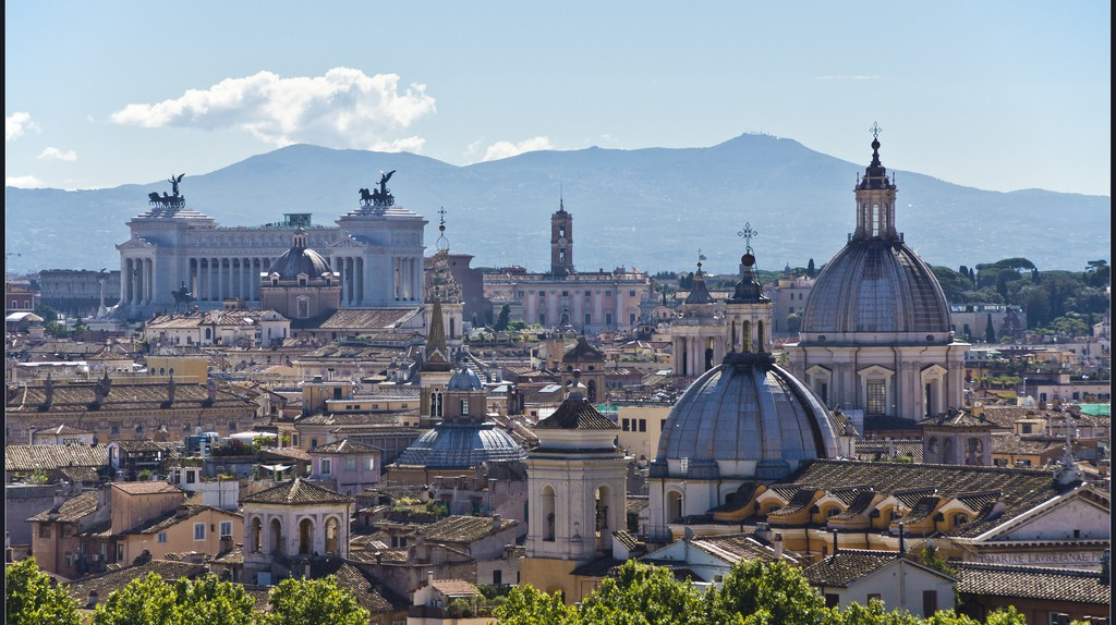 What's On in Rome, Italy in August