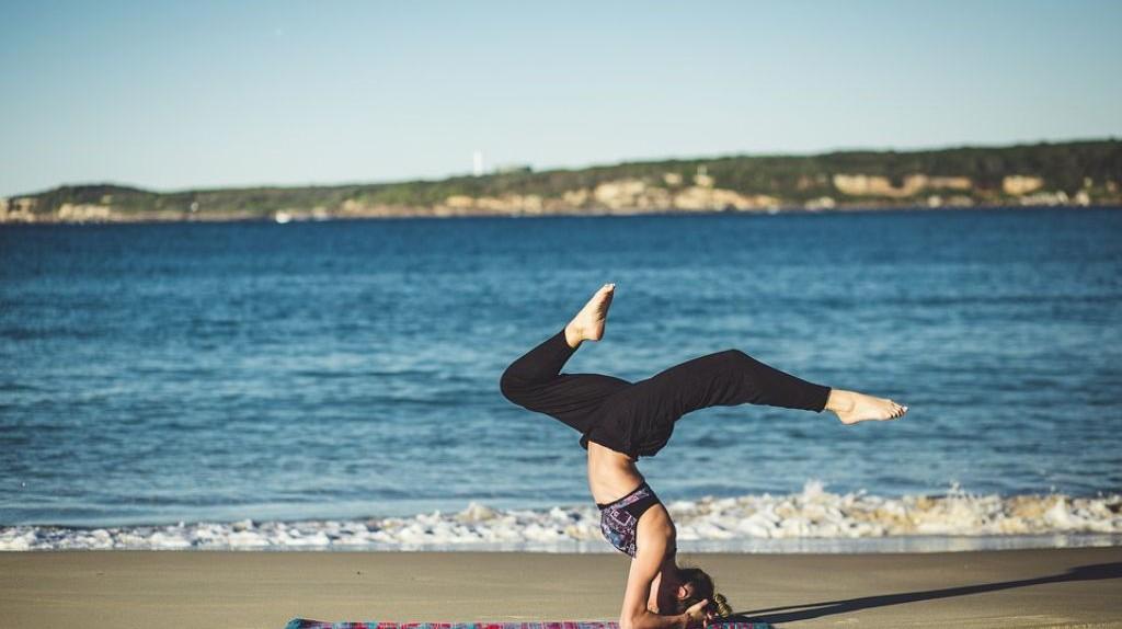 Yoga in India   © Pexels / Pixabay