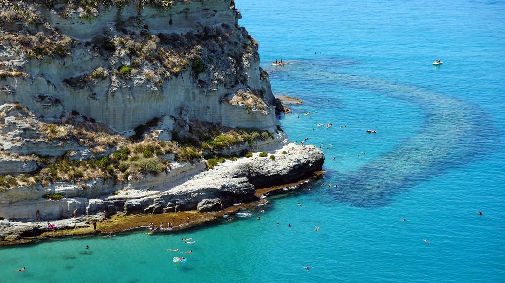 Tropea, Calabria   © Livia Hengel
