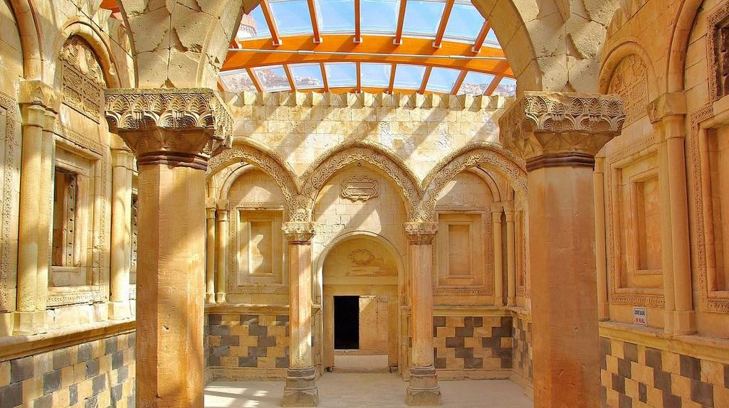 Ishak Pasha Palace | © Myararat83/Wikimedia Commons
