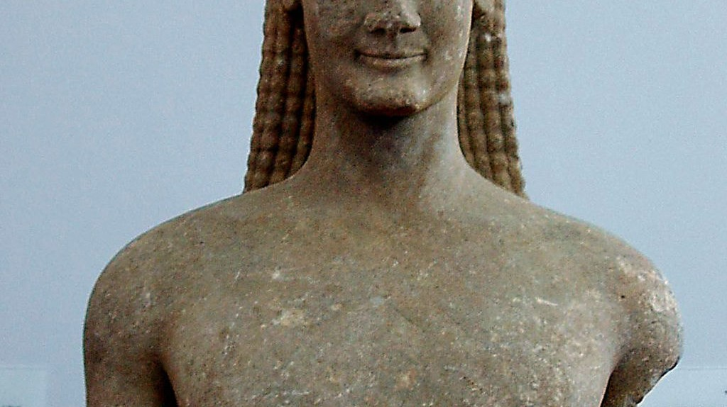 Kouros from Thebes  | © 3dnatureguy/WikiCommons
