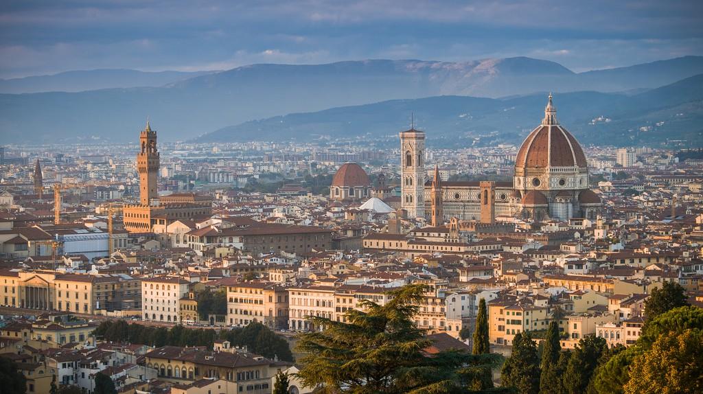 Florence  ©seth m/Flickr