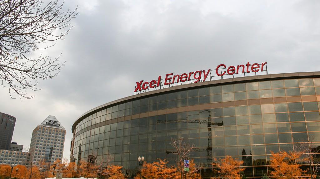 Xcel Energy Center | © Flickr/Tony Webster