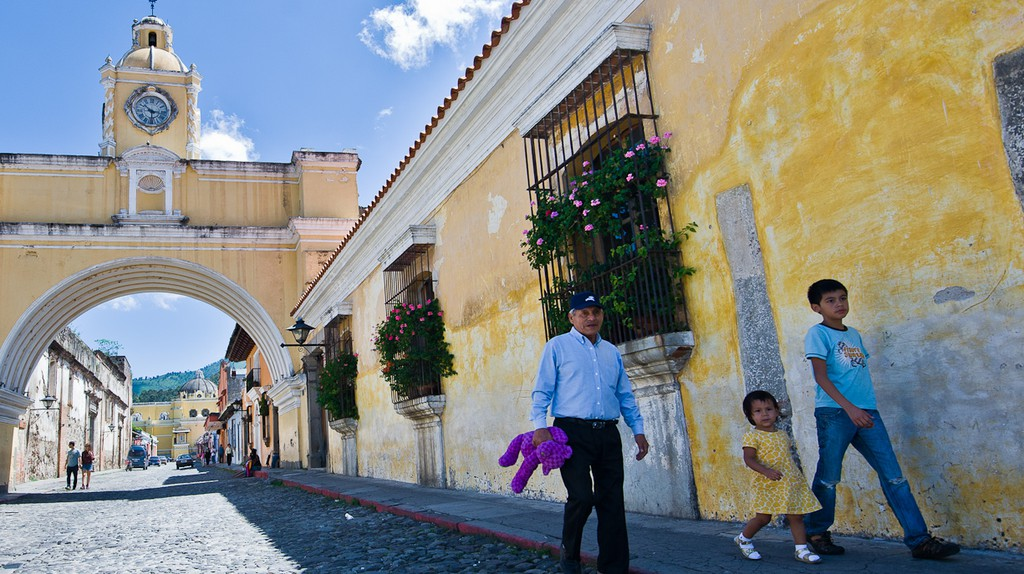 Antigua Guatemala | © Christopher William Adah \ Flickr