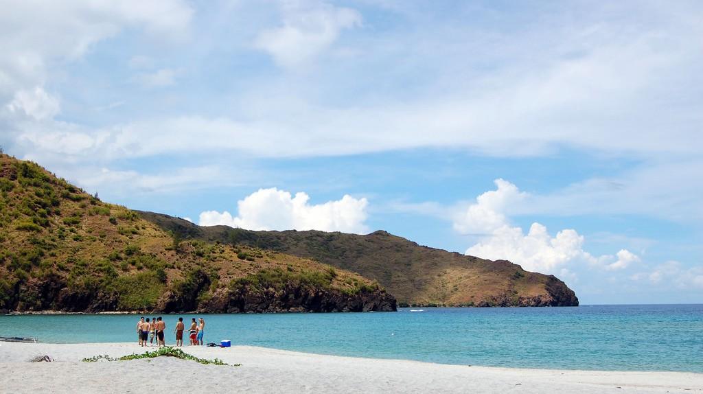 Anawangin Cove, Zambales | © Dahon / Flickr