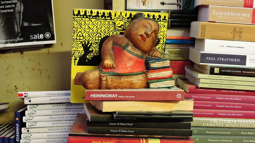 Verona's unique independent bookstores | 127226743@N02/Flickr