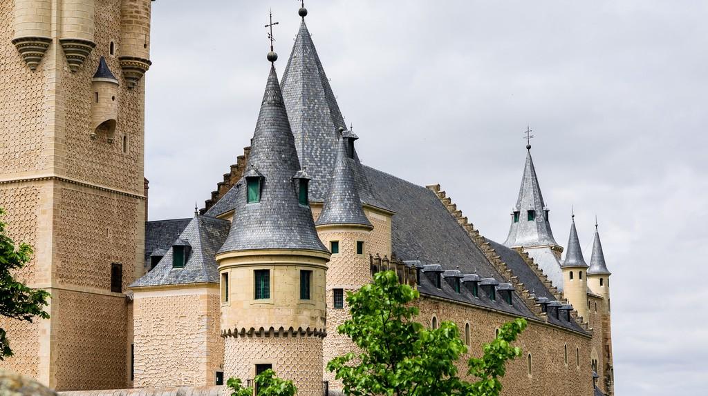 The Alcazar of Segovia |  © Eirien / Flickr